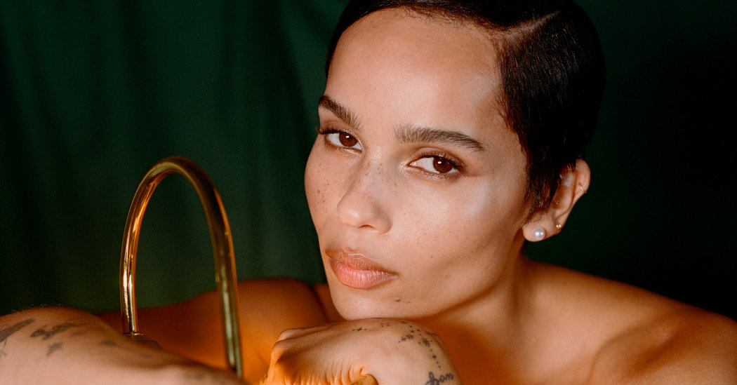 Sooner or Later, Zoë Kravitz Was Going to Be a Star