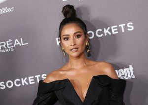 Shay Mitchell Is The Face of Cacharel's Newest Fragrance