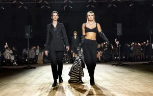 Miley Cyrus Struts the Marc Jacobs F/W20 Runway in New York